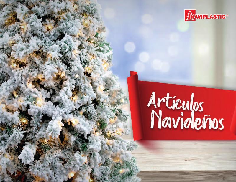fb66a8f940b NaviPlastic. Pinos y árboles de Navidad ...